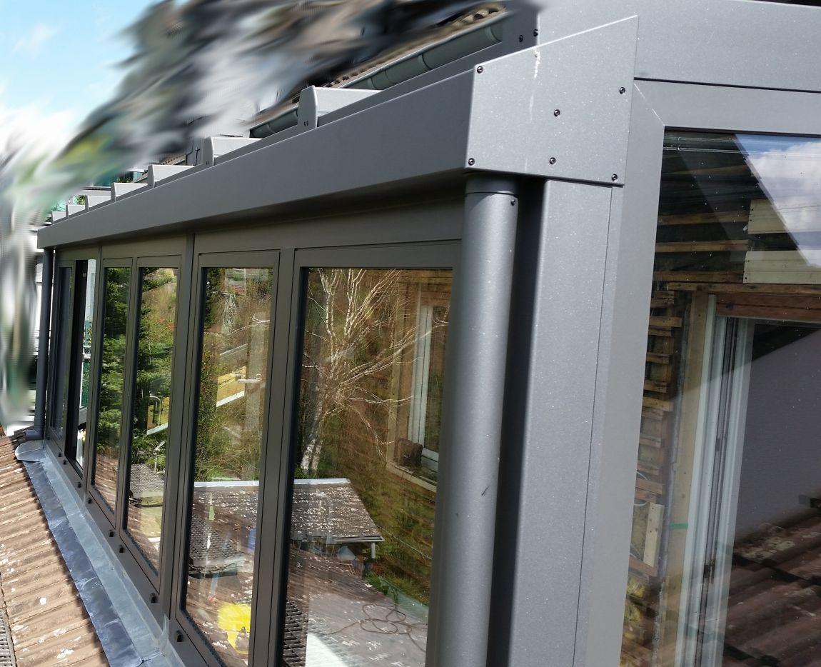 Fenster aus Aluminium | Laufenberg Metallbau GmbH in Bergisch ...