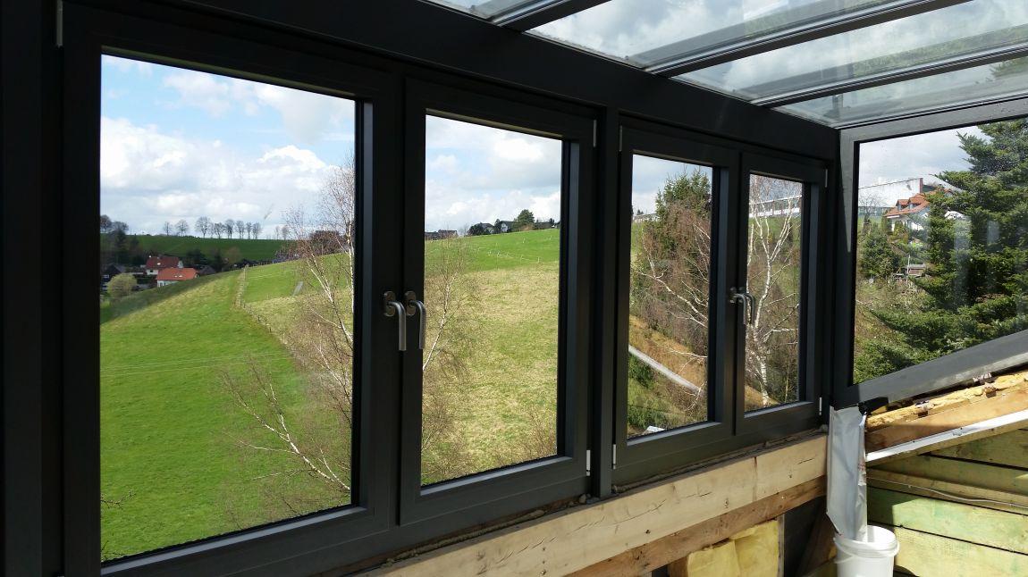 Fenster aus Aluminium | Laufenberg Metallbau GmbH in ...
